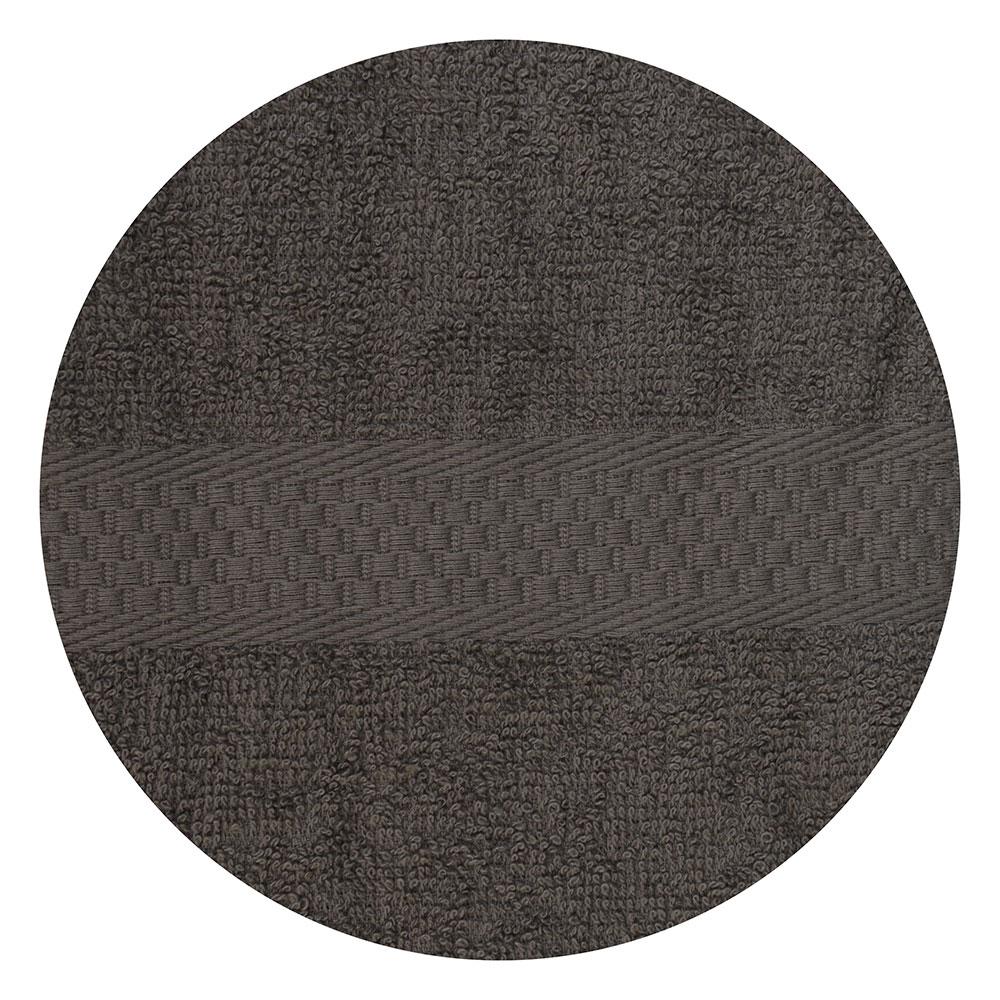 Полотенце банное махровое, 70х130см, серое