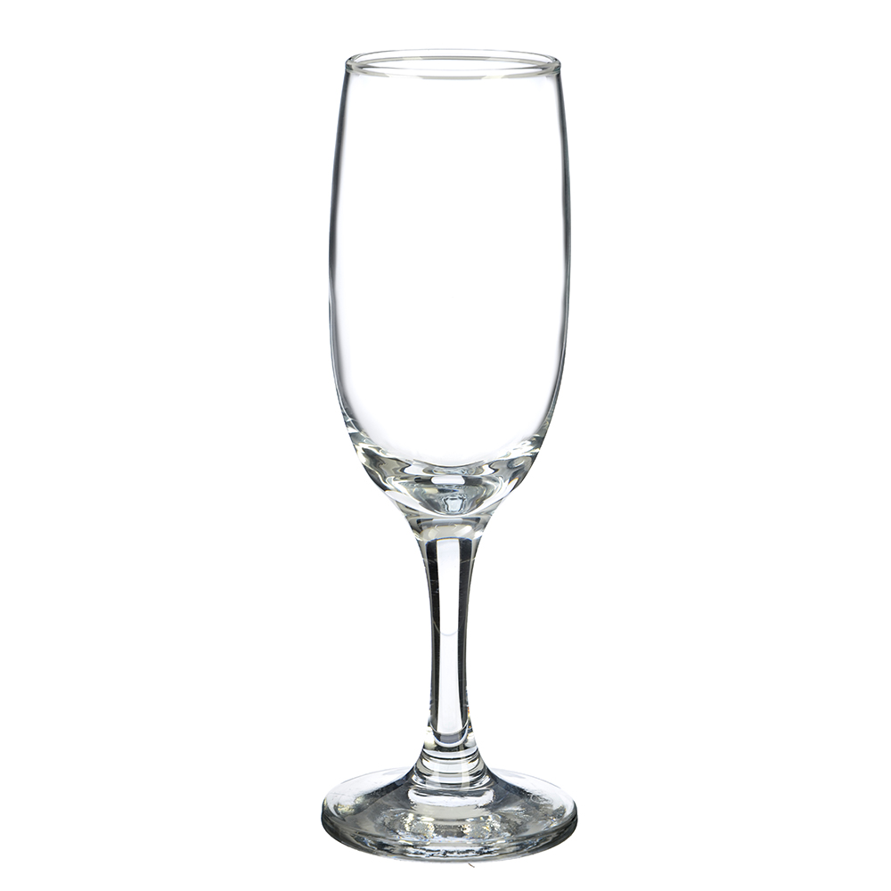 "Набор бокалов для шампанского 2шт., 190 мл, PASABAHCE ""Бистро"""