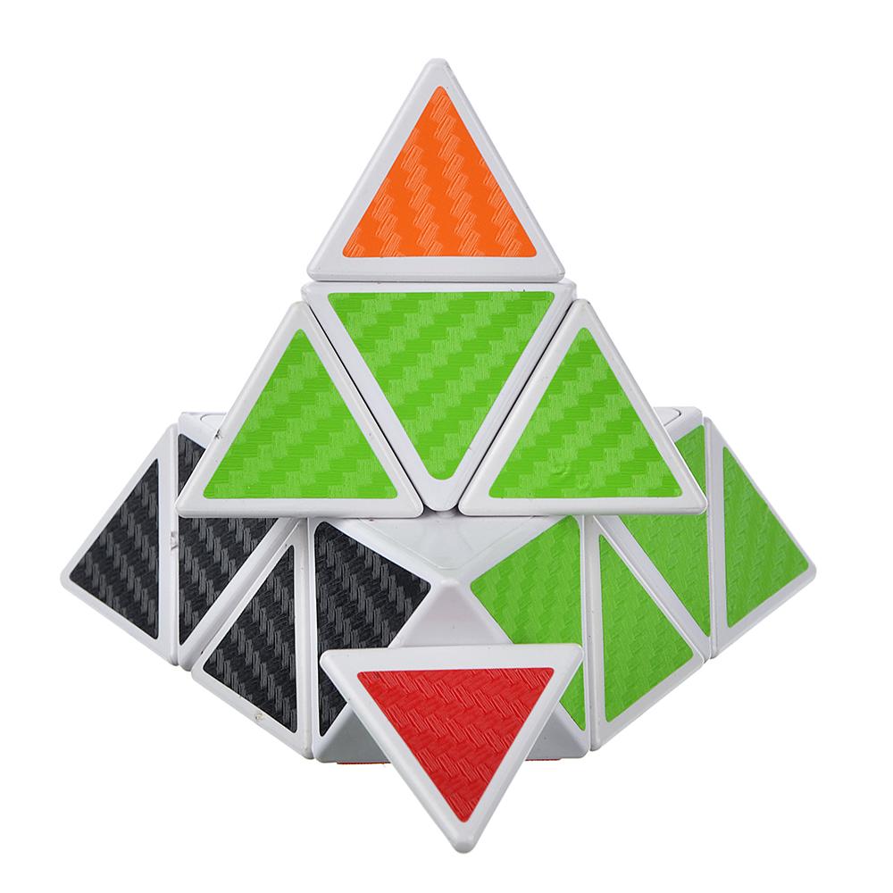 """ИГРОЛЕНД Головоломка """"Собери цвета. Тетраэдр"""", пластик, 8,5см, 8331"""