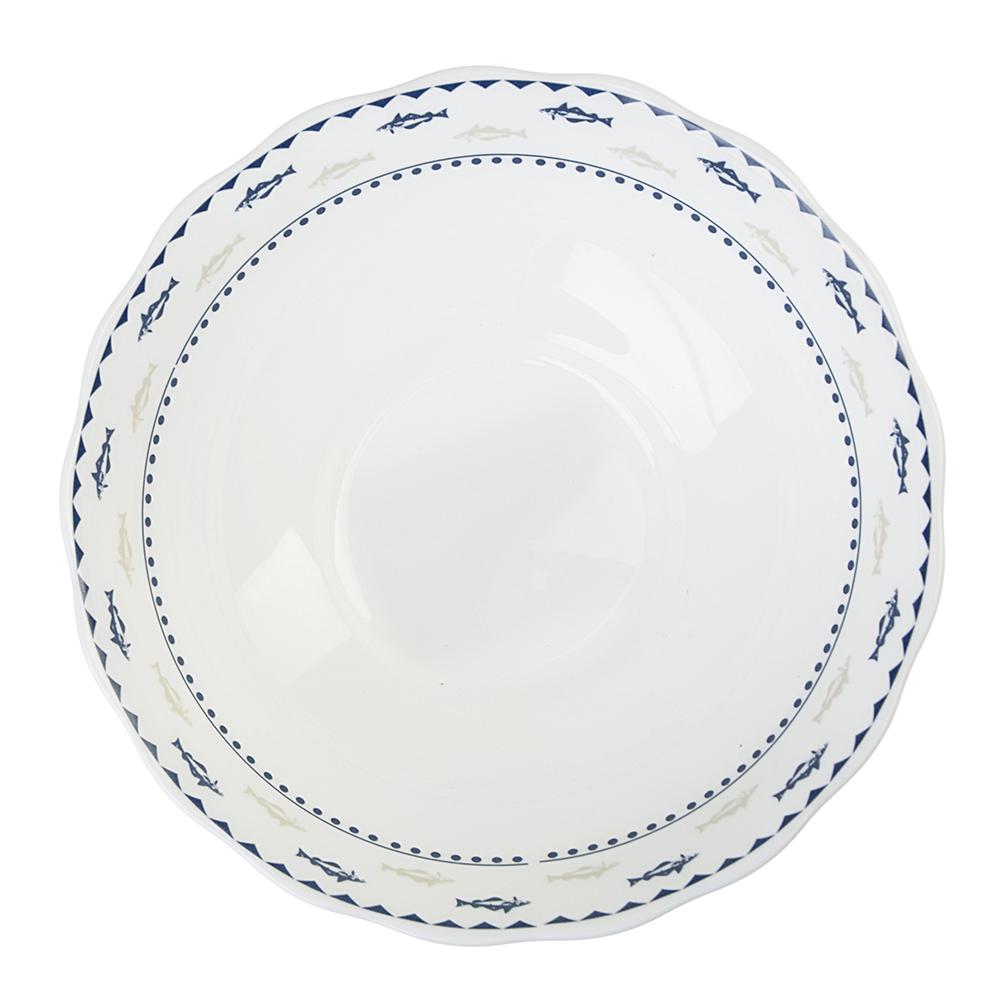 MILLIMI Ванда Салатник, опаловое стекло, 151мм, 412мл, HW60T-17027C