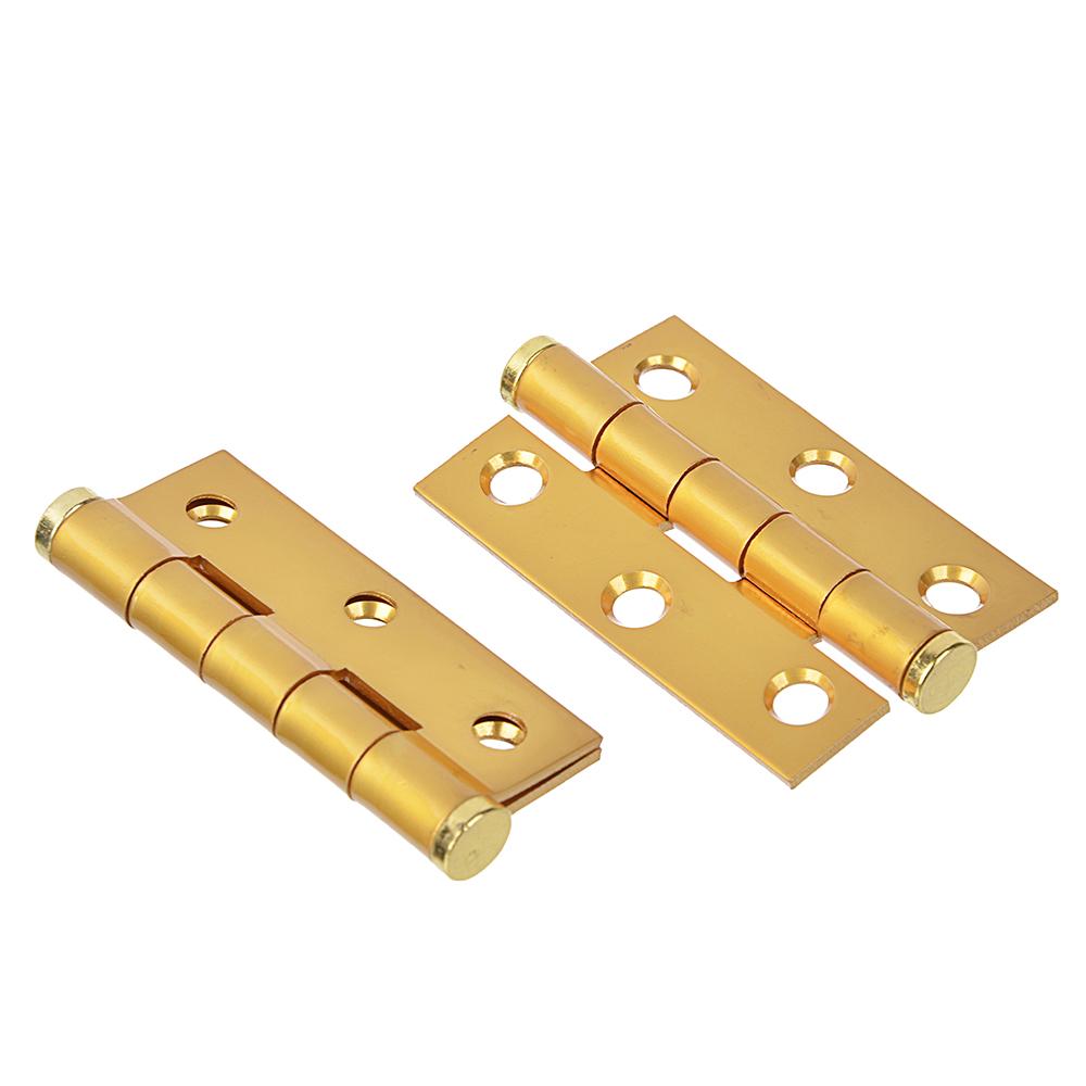 LARS Петляпрямоугольная 60х40х1,75 матовое золото