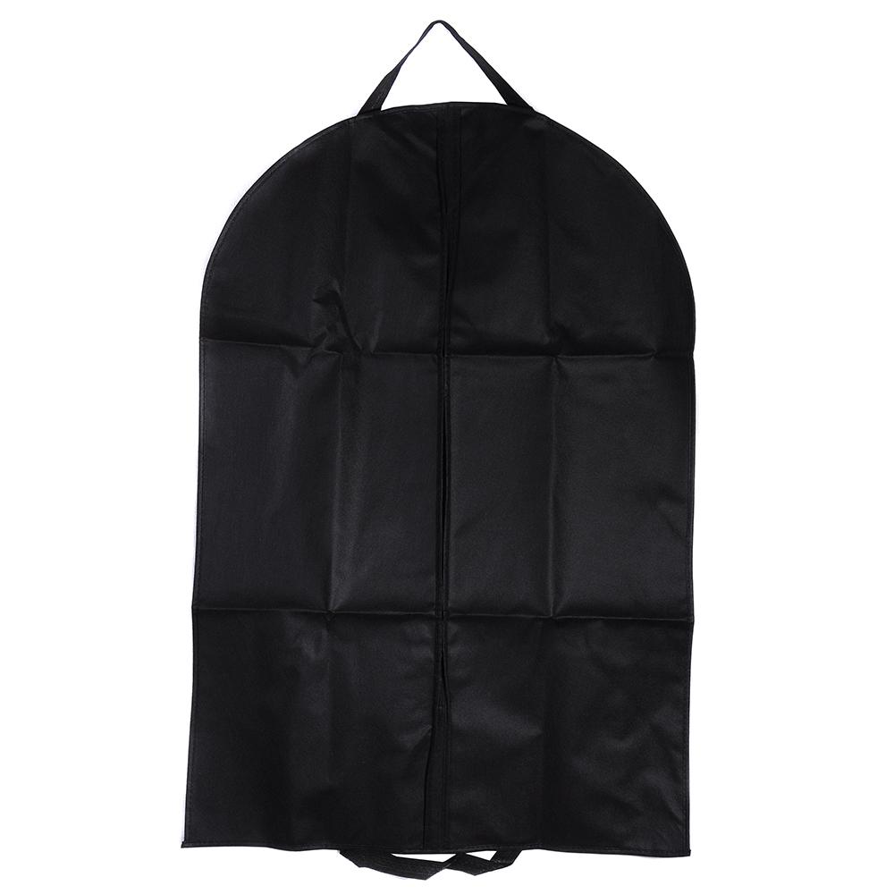 VETTA Чехол для одежды с ручками, спанбонд, 60х90см, черный