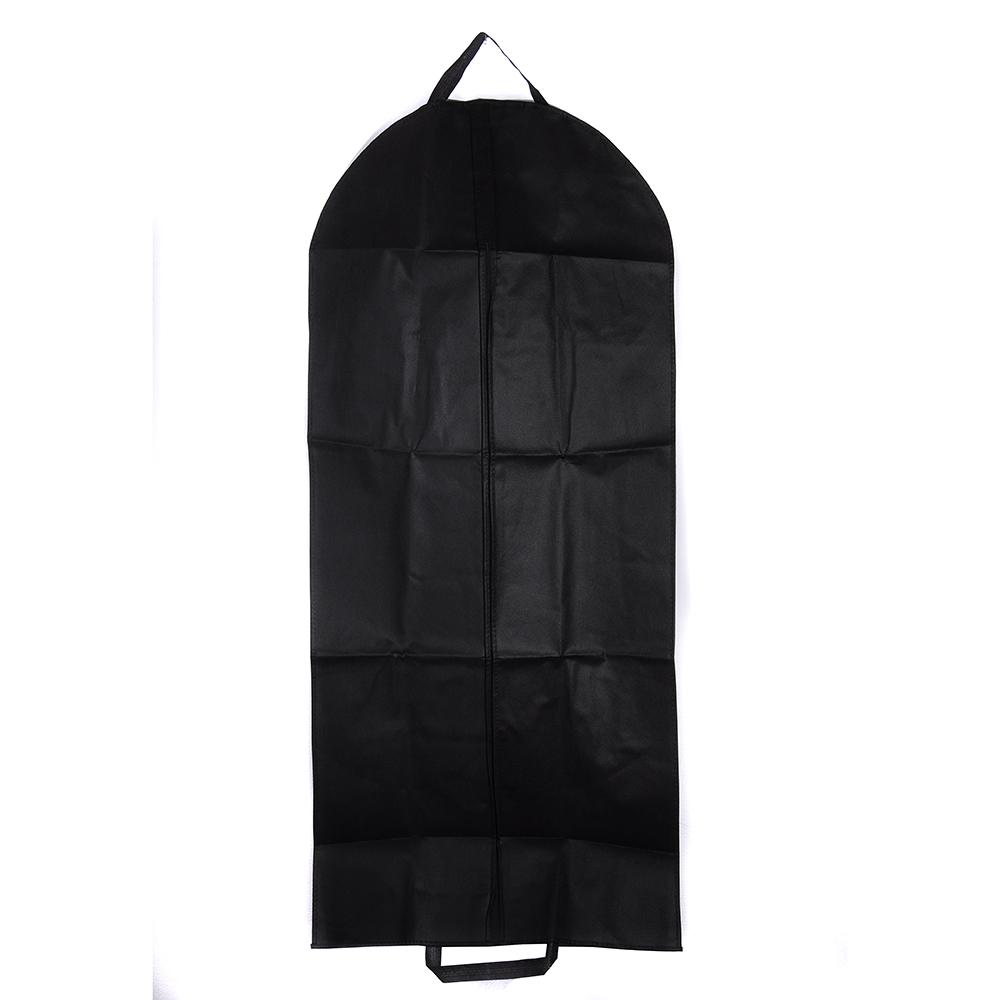 VETTA Чехол для одежды с ручками, спанбонд, 60х135см, черный