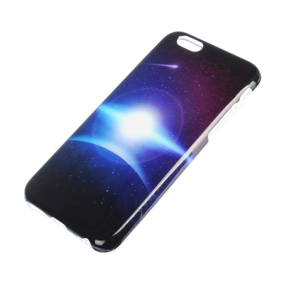 Чехол на заднюю крышку смартфона, ТПУ, 3 модели, 2 дизайна, MC2017-1