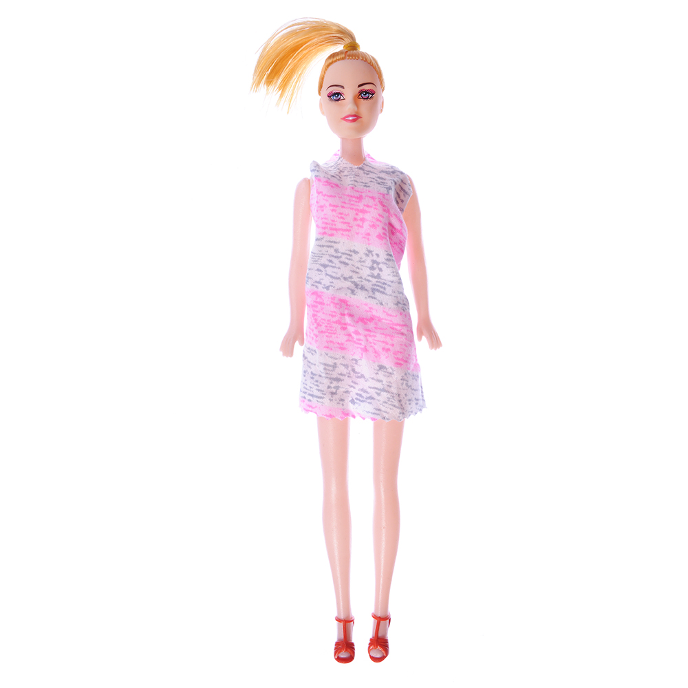 Кукла, 27см, 3 дизайна,30,6х6,2х3,2 см,M8001