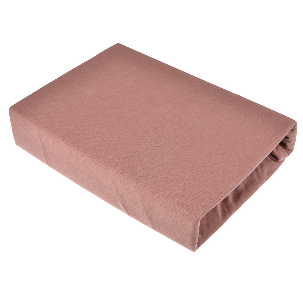 Простыня трикотажная на резинке PROVANCE 200х200х20 см, 4 цвета