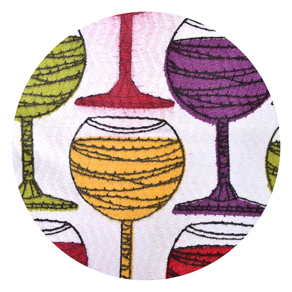 Полотенце кухонное рогожка, 100% хлопок 70гр, 38х62см