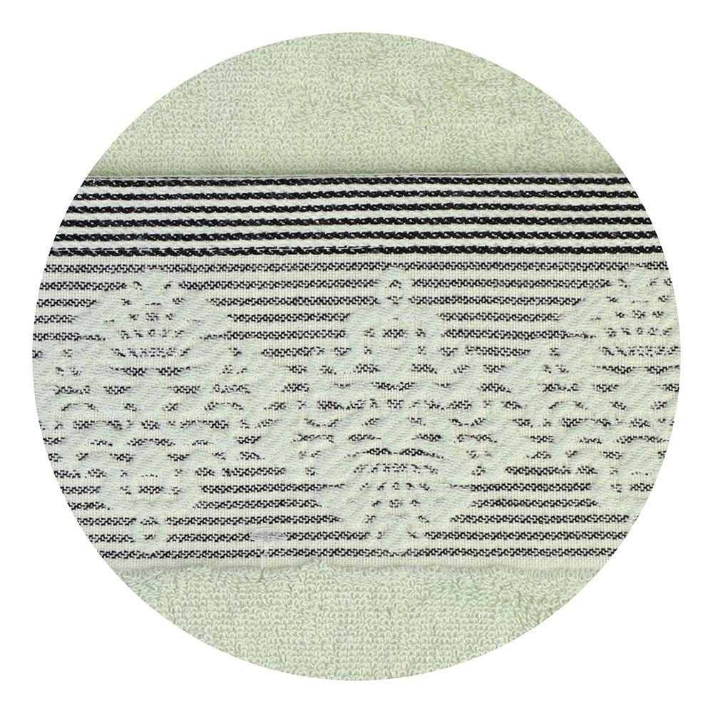 """Полотенце для рук махровое, хлопок, 33х75см, 4 цвета, """"Грация"""""""