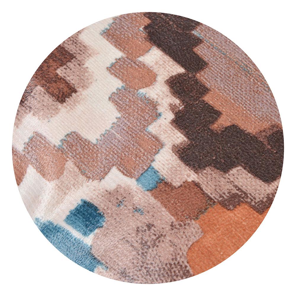 Декоративная наволочка для подушки, искусственная кожа, 40х40см