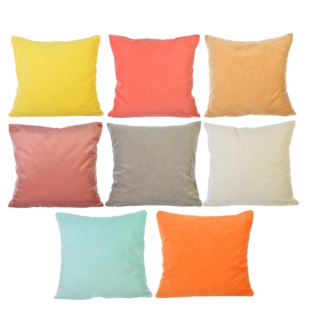 Декоративная наволочка для подушки, 40х40см