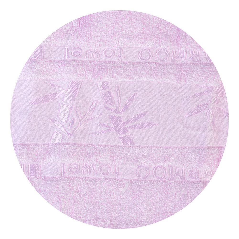 "Полотенце махровое, 100% хлопок, 33х72см, ""Бамбук"", 5 цветов"