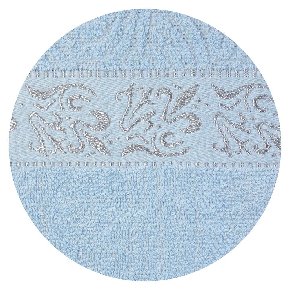"""Полотенце для лица махровое, хлопок, 50х100см, 6 цветов, """"Афины"""""""