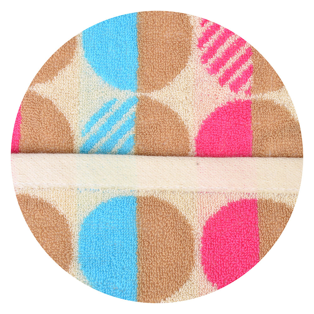 Полотенце для рук махровое, хлопок, 33х72см, 2 цвета