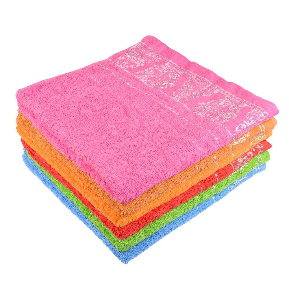 Полотенце банное махровое в подарочной упаковке, 70х140см