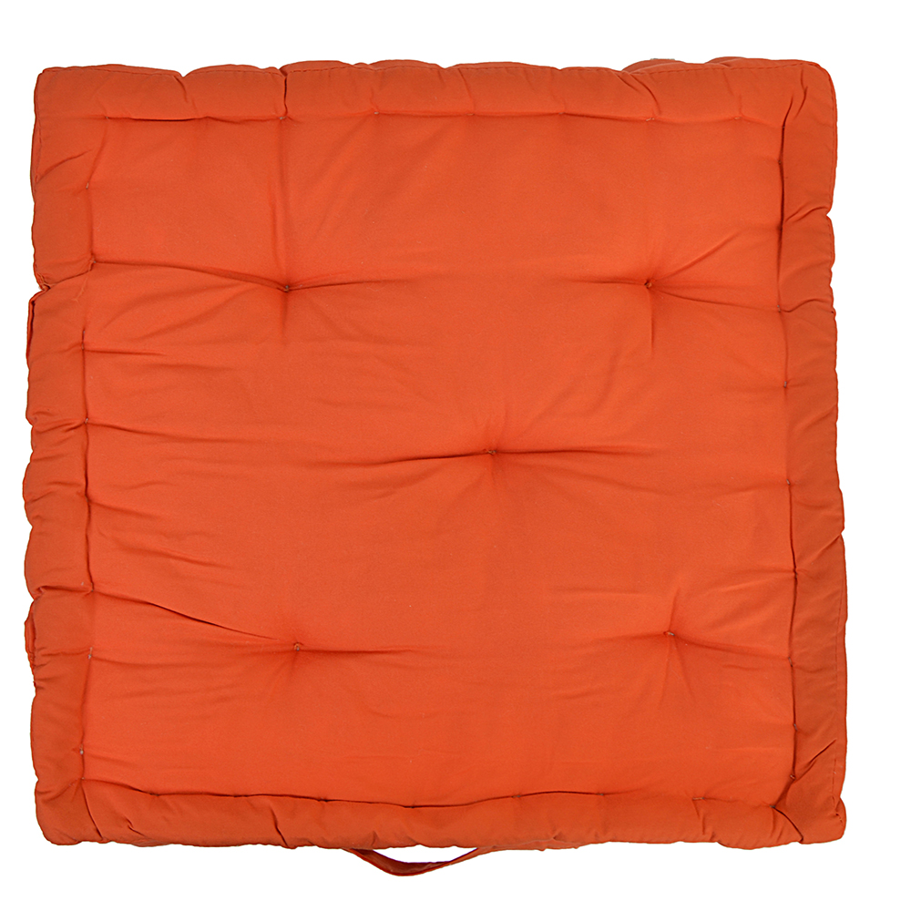 Подушка на стул высокая, 40x40х7см