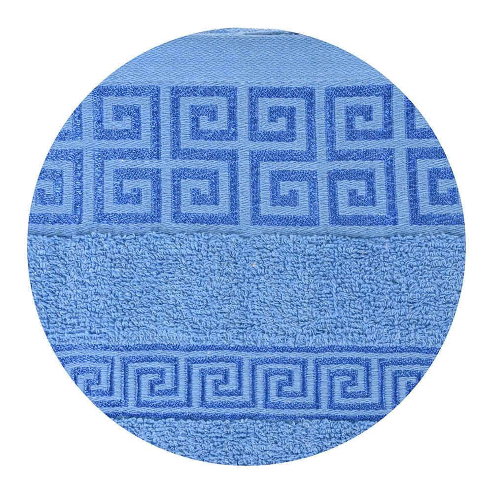 Полотенце банное махровое 66х132см