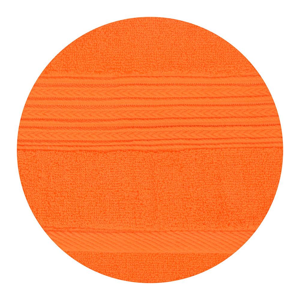 Полотенце для рук махровое, хлопок, 40х80см, 4 цвета