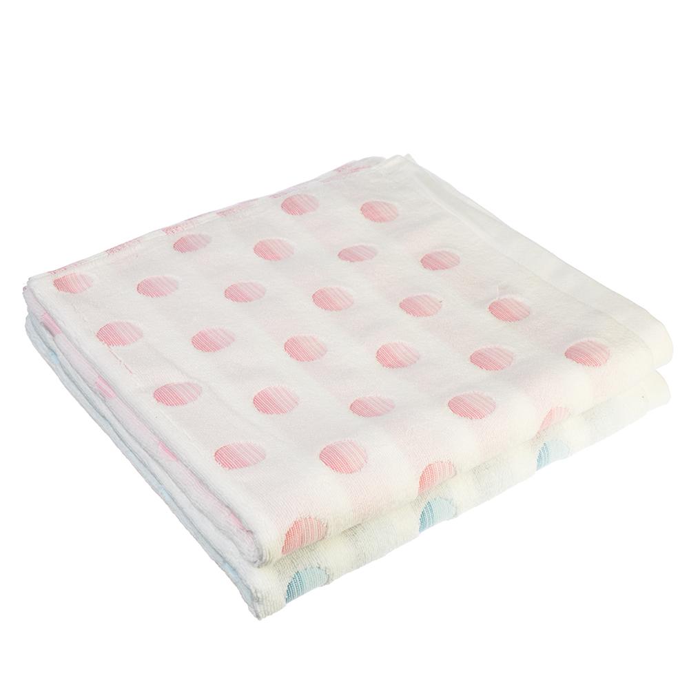 """Полотенце банное махровое, хлопок, 70х140см, 2 цвета, """"Облако"""""""