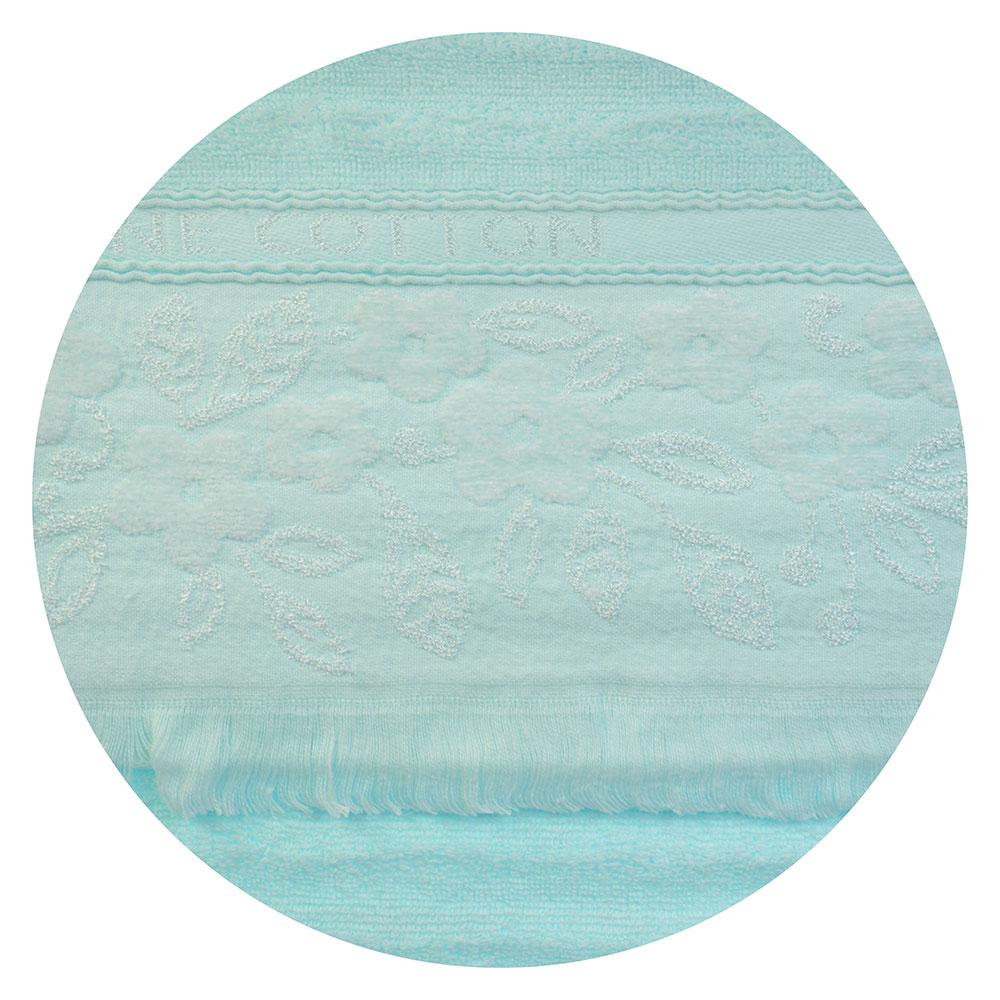 """Полотенце банное махровое, хлопок, 70х140см, 3 цвета, """"Нежность"""""""