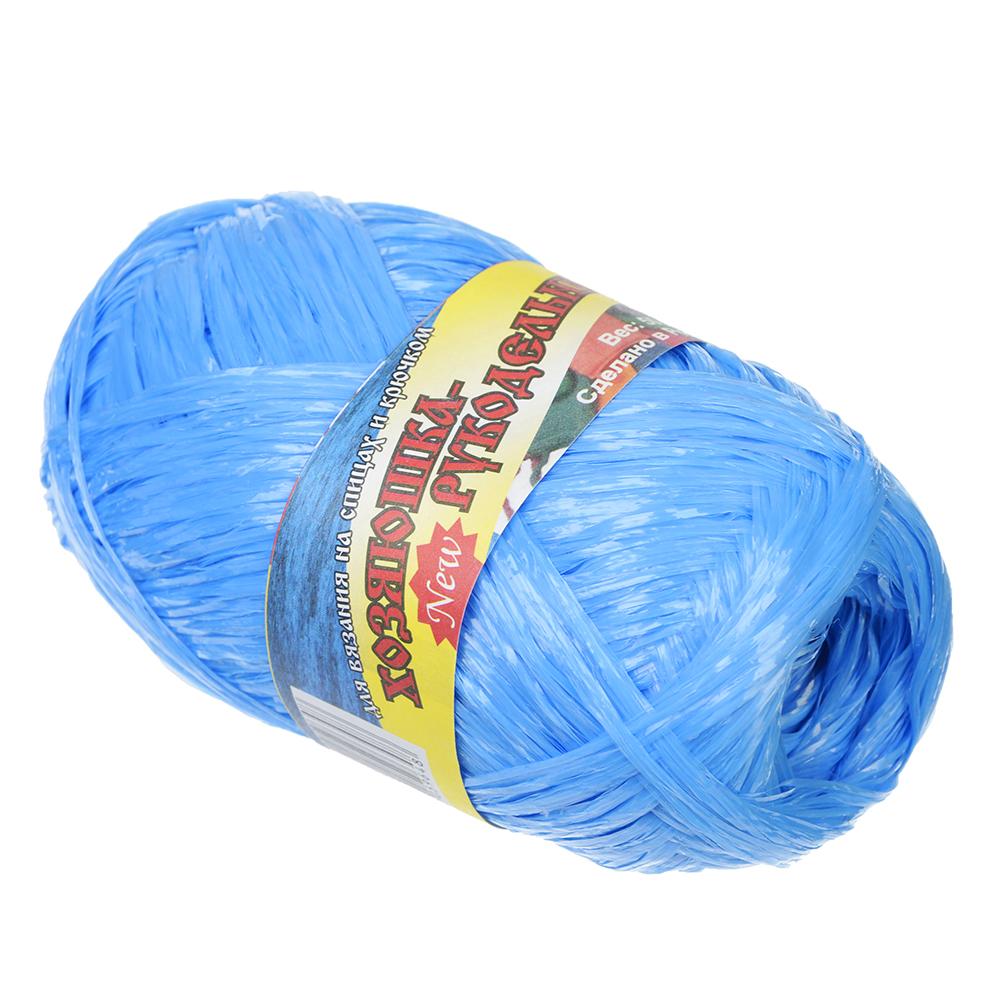 """Пряжа для вязания """"Для души и душа"""", 100% полипропилен, 200м/50гр * 3шт, калейдоскоп цветов"""