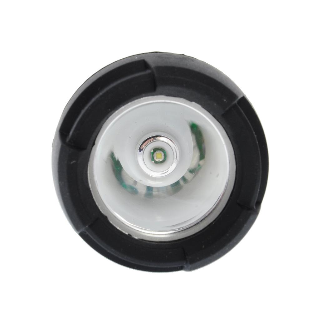 ЧИНГИСХАН Фонарь сверхмощный, 3Вт XPE LED, 3хААА, водонепрониц.5м, ударопрочн.9м, алюм, 14.5х4.2см