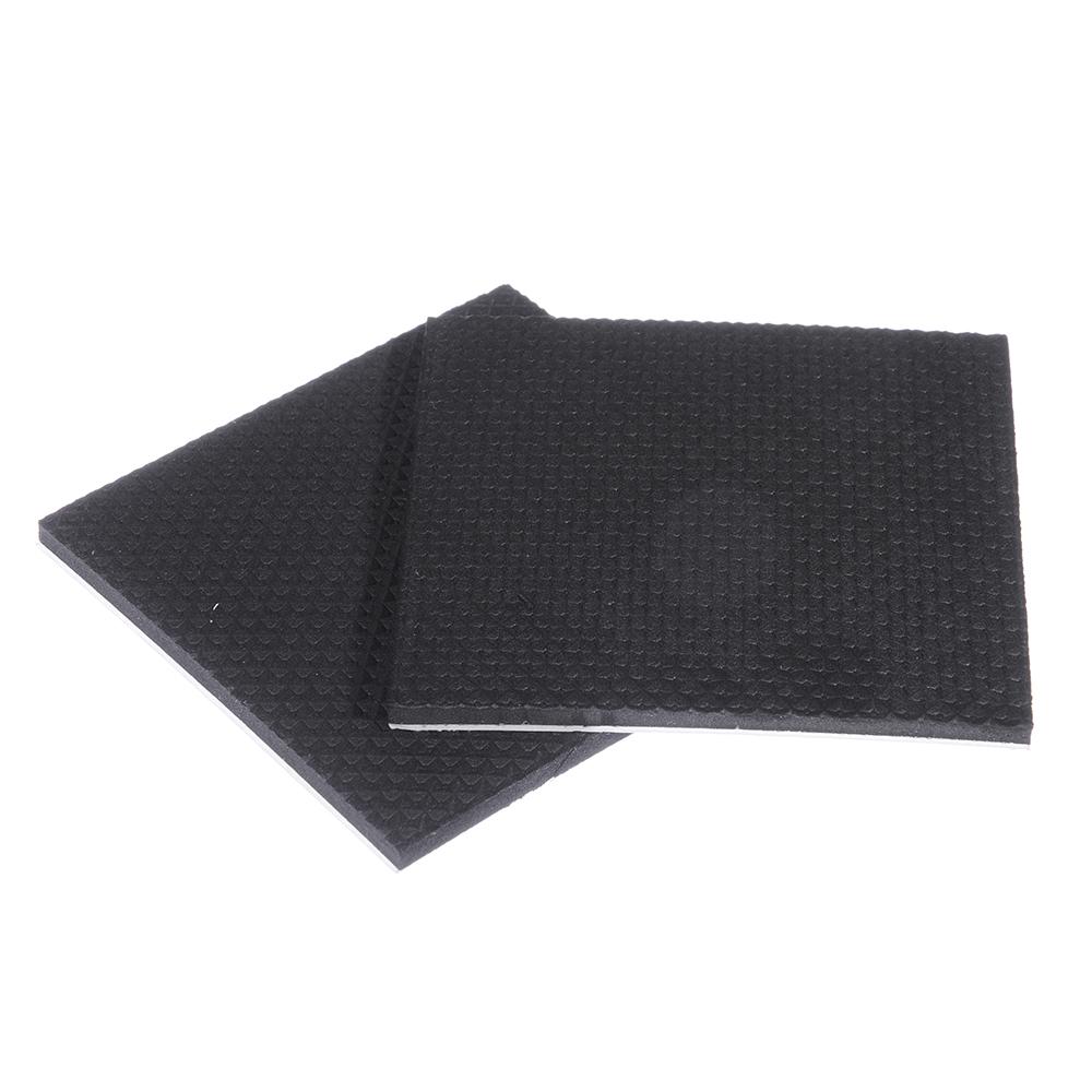 Подставки под мебель 2 шт., полимер, 8х8см, Квадрат