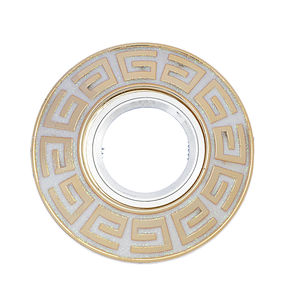 FORZA Светильник встраиваемый, № 14 лампа MR16, цоколь GU 5.3, пластик, d11,5см ±0,5см