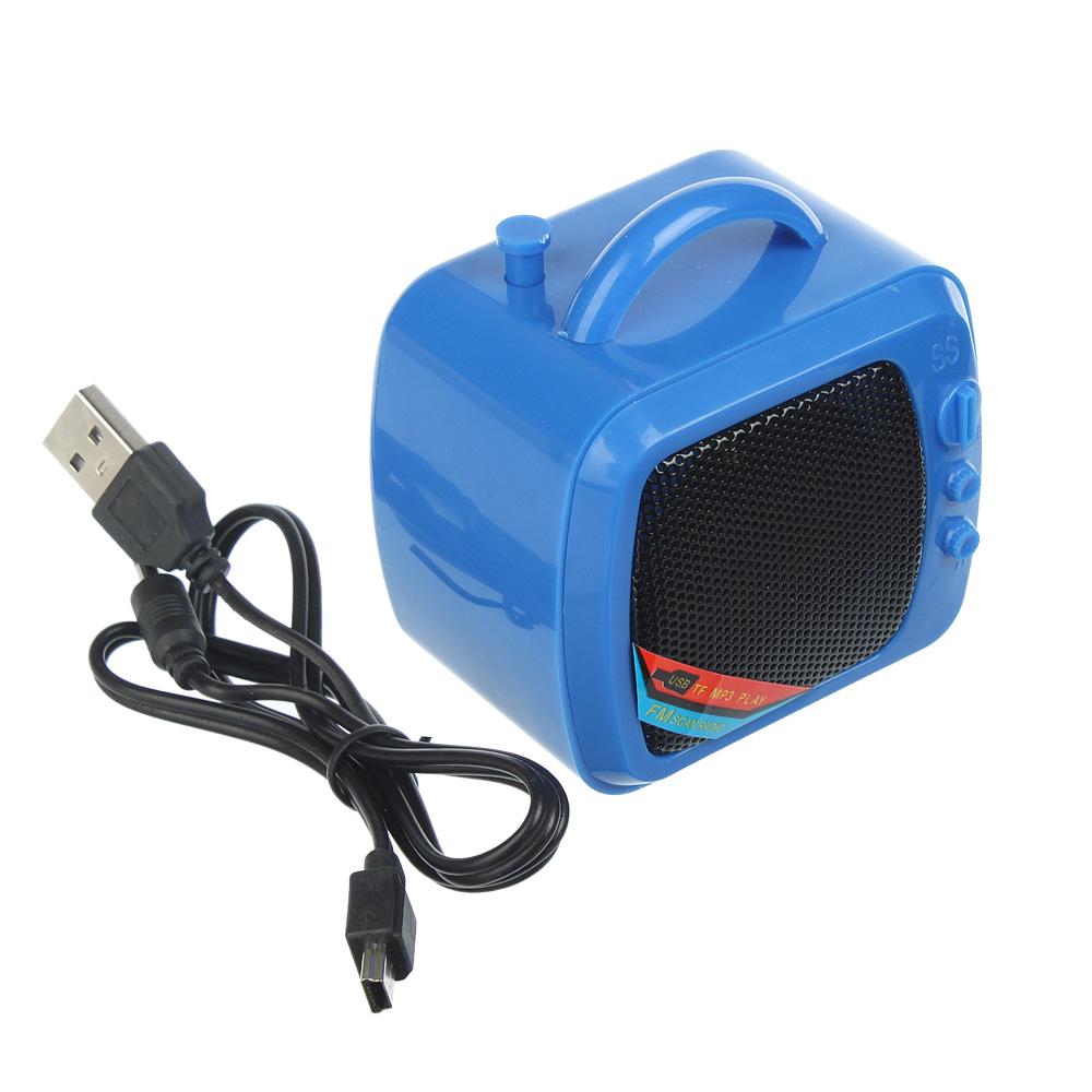 Мини проигрыватель, аккумулятор, USB, слот Micro-sd