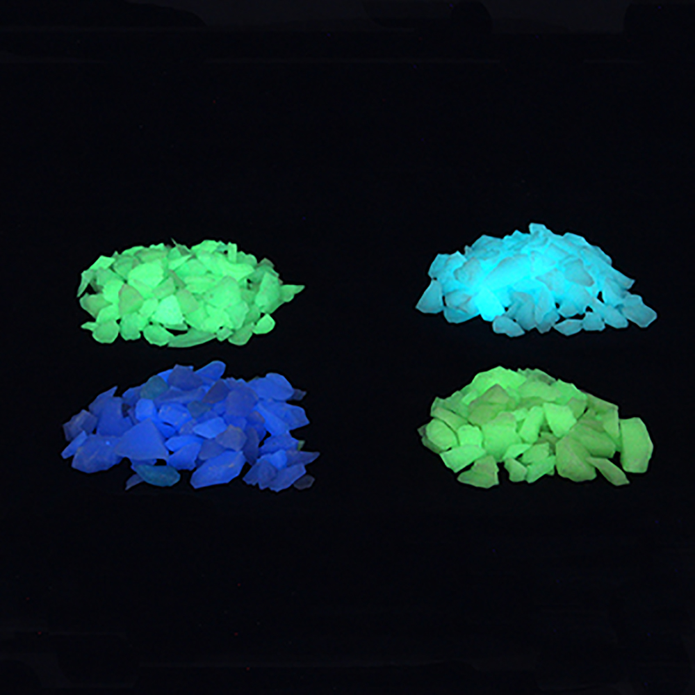 Камень Флуоресцентный декоративный 200гр, пакет