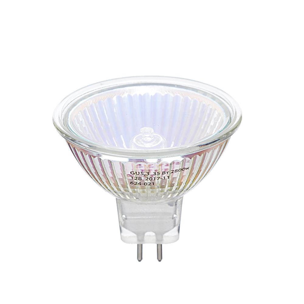 ЕРМАК Лампа галогенная рефлекторная MR16, GU5,3, 12 В, 35 Вт