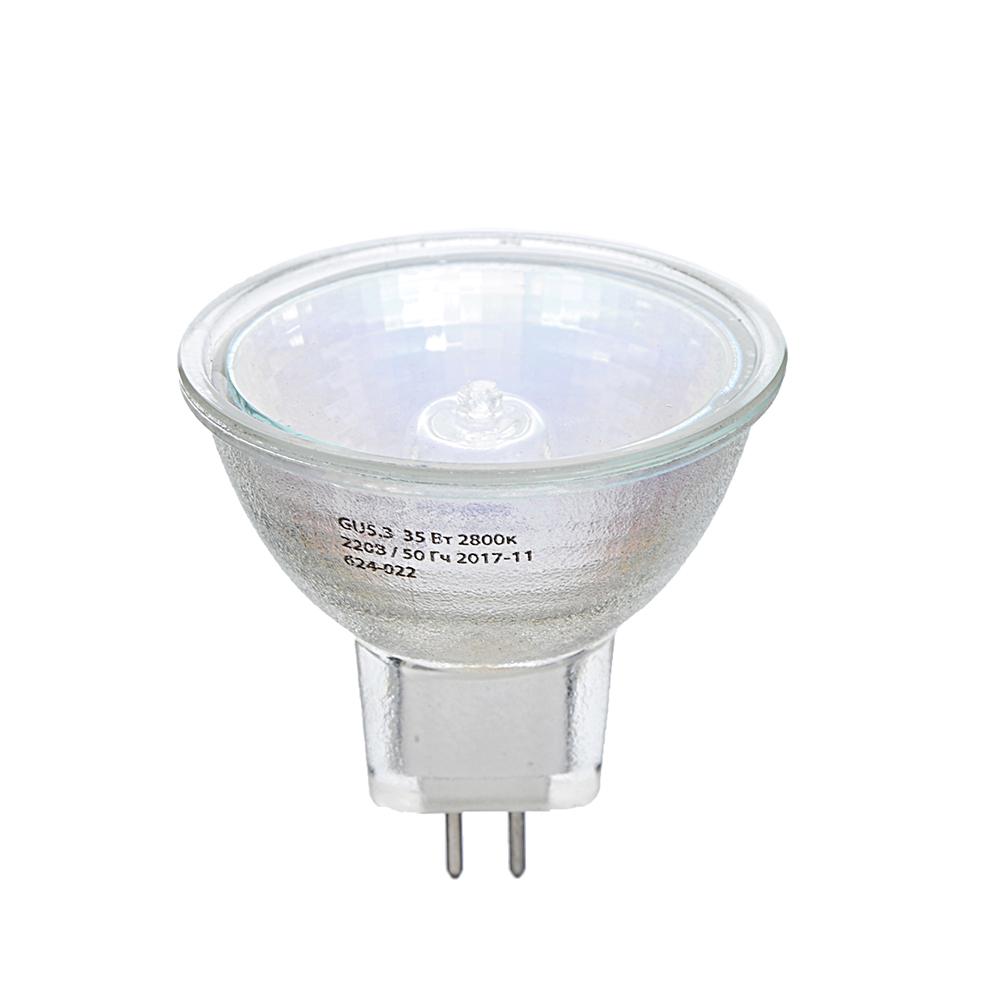 ЕРМАК Лампа галогенная рефлекторная JCDR, GU5,3, 220 В, 35 Вт