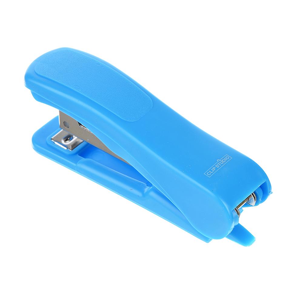 Степлер ClipStudio для скоб, синий