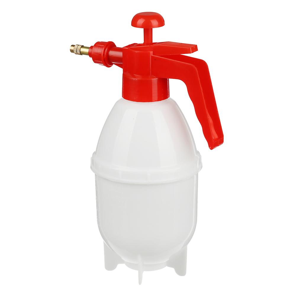 Пульверизатор помповый, пластик, 0,8л., 30 см, 28х11х18