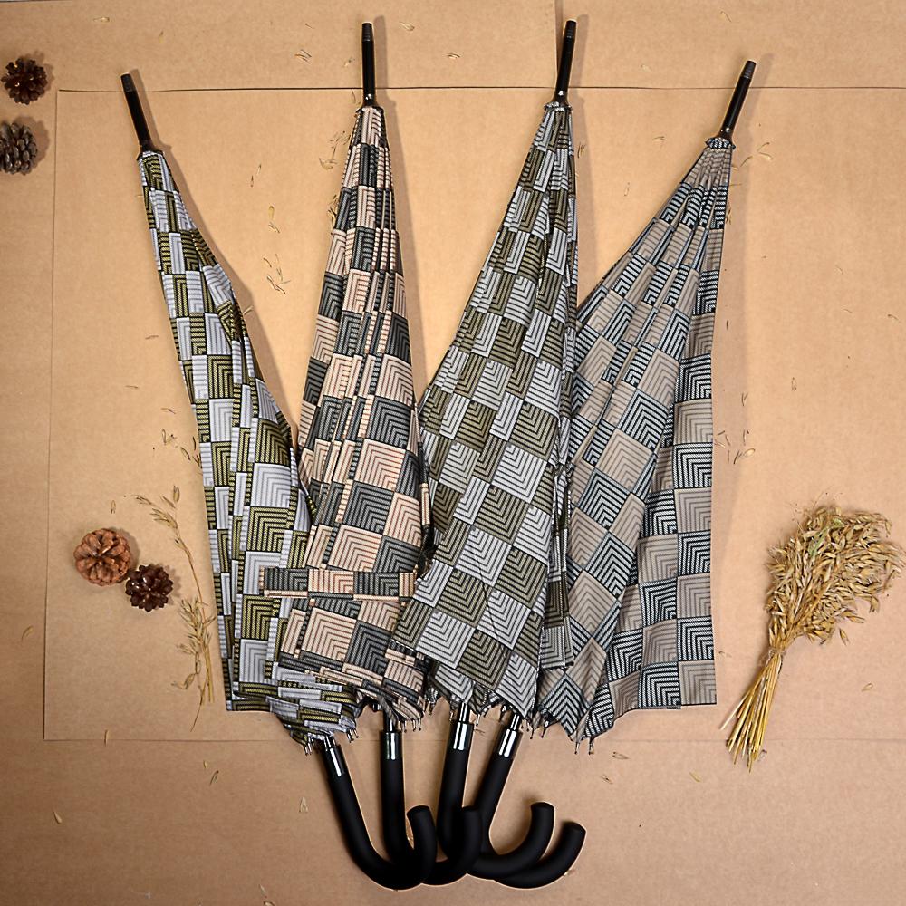 Зонт-трость мужской, 4 цвета