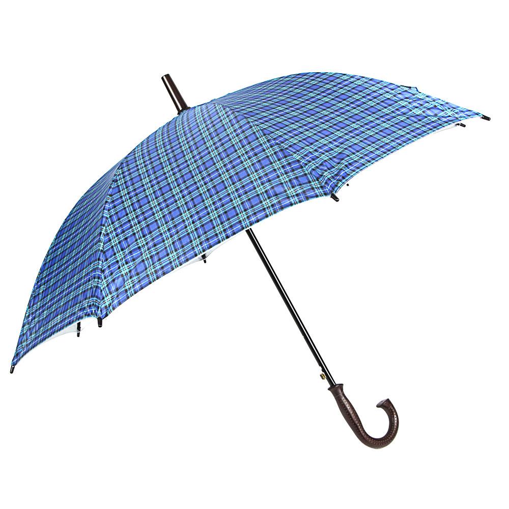 Зонт-трость женский, 6 цветов