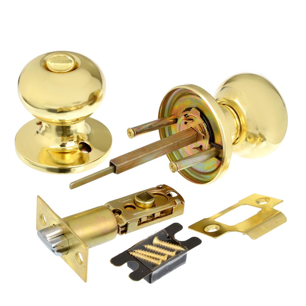 LARS Замок 6082-03 золото c фиксатором