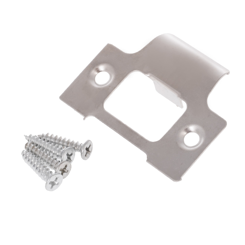 LARS Замок 0360-01 матовый хром с ключом