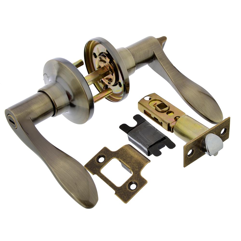 LARS Замок 3187-03 бронза с фиксатором