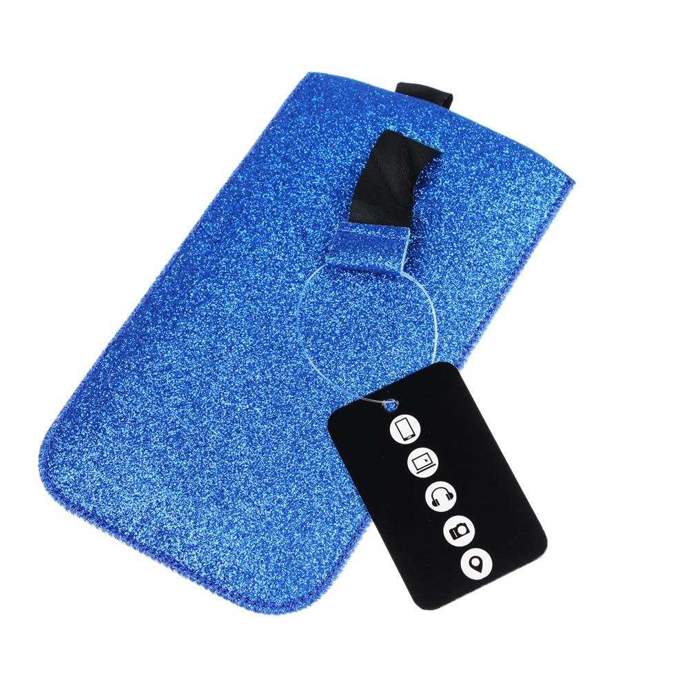 Чехол для мобильного телефона, ПВХ, 16х10см, 4 цвета,ЧМ18-2
