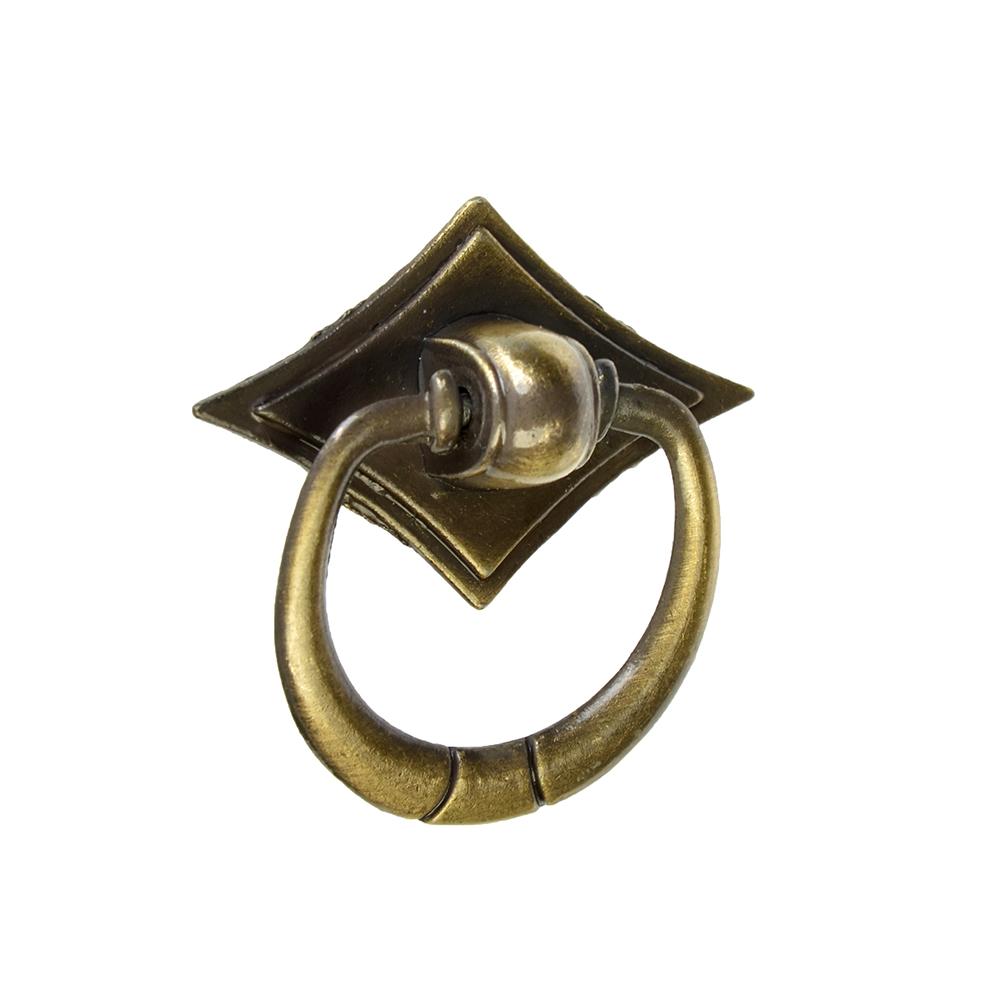 Ручка мебельная V-020, бронза