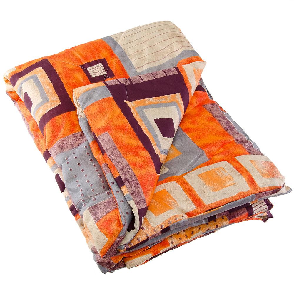 Одеяло Веста стеганое, облегченное, полиэстер, 140х205см, арт ГМ