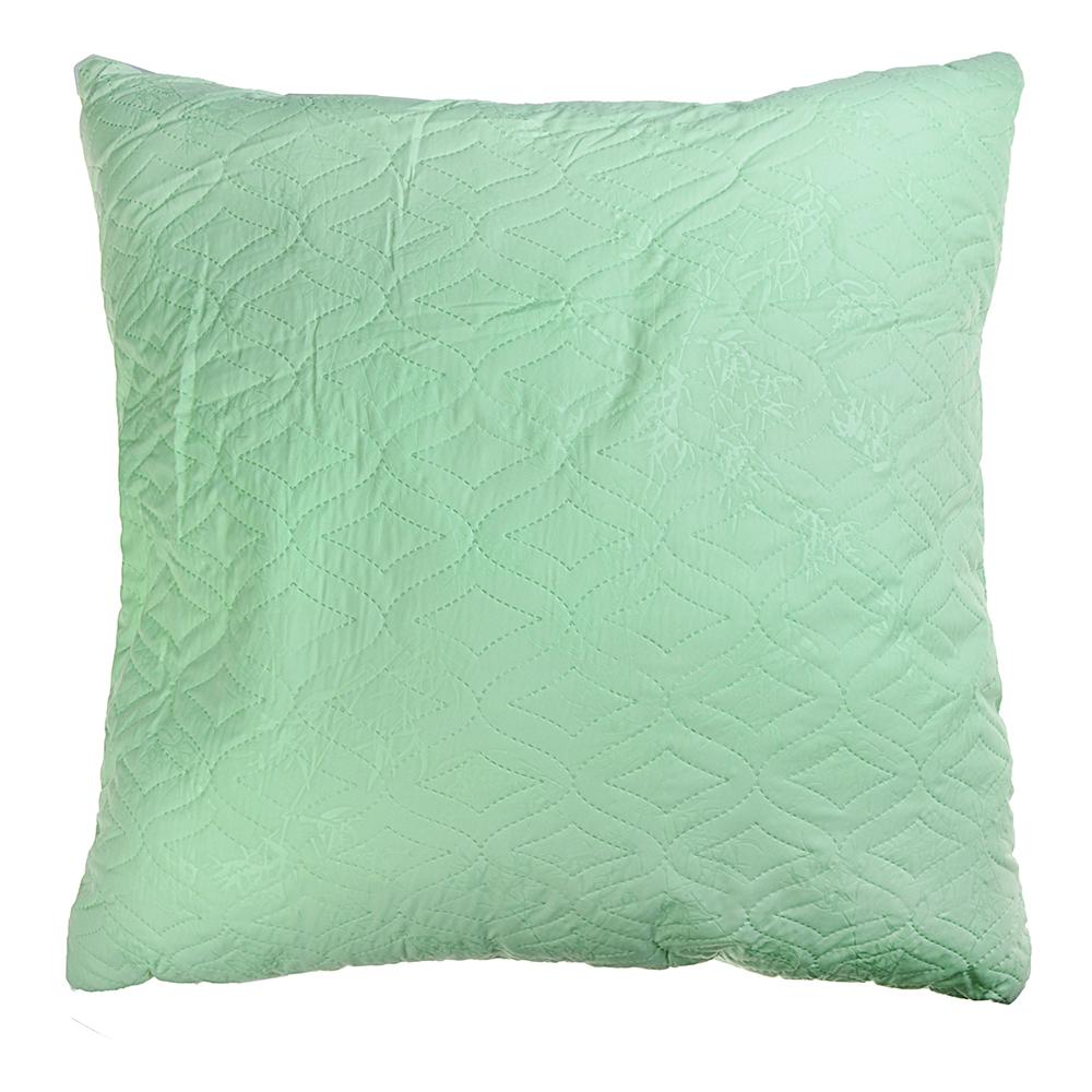 Подушка Бамбук, полиэстер, 70х70см, арт ГМ