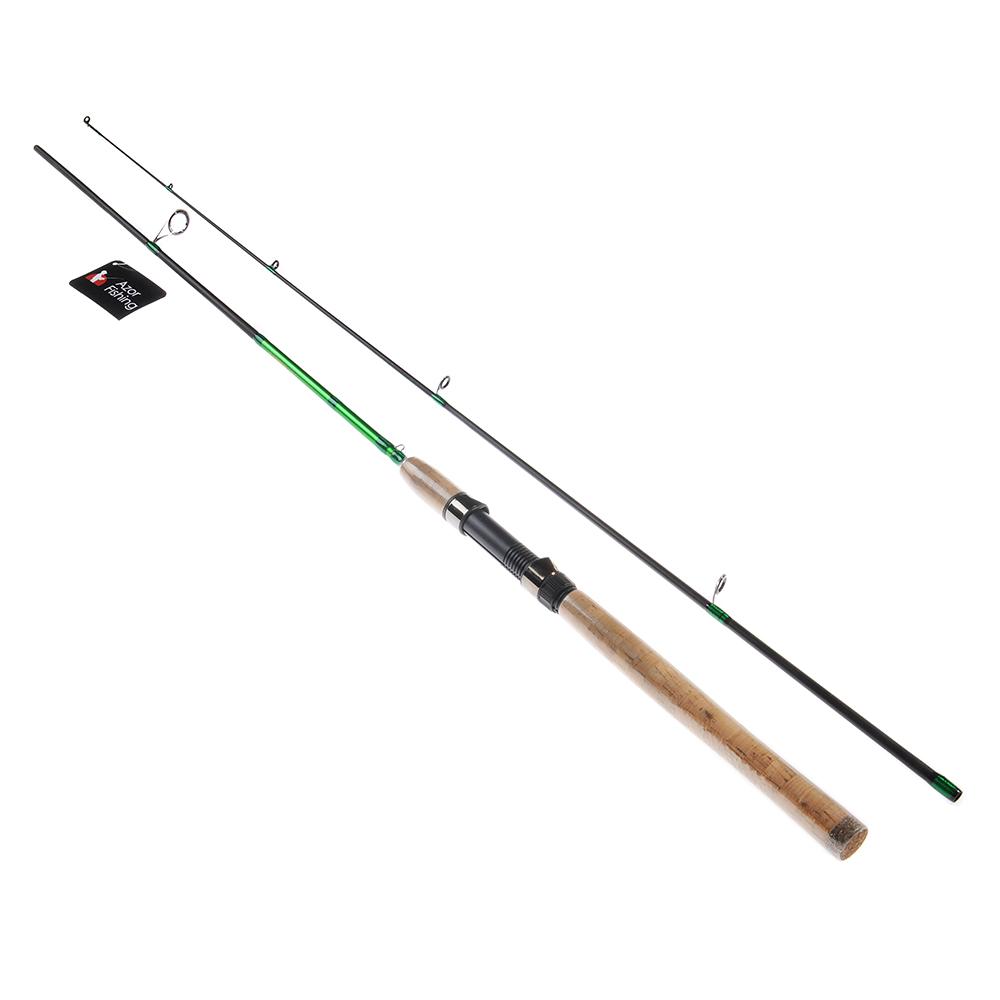 """AZOR FISHING Спиннинг """"Карбон Про"""", штекерный, карбон 90%, 2,1м, тест 15-40гр."""