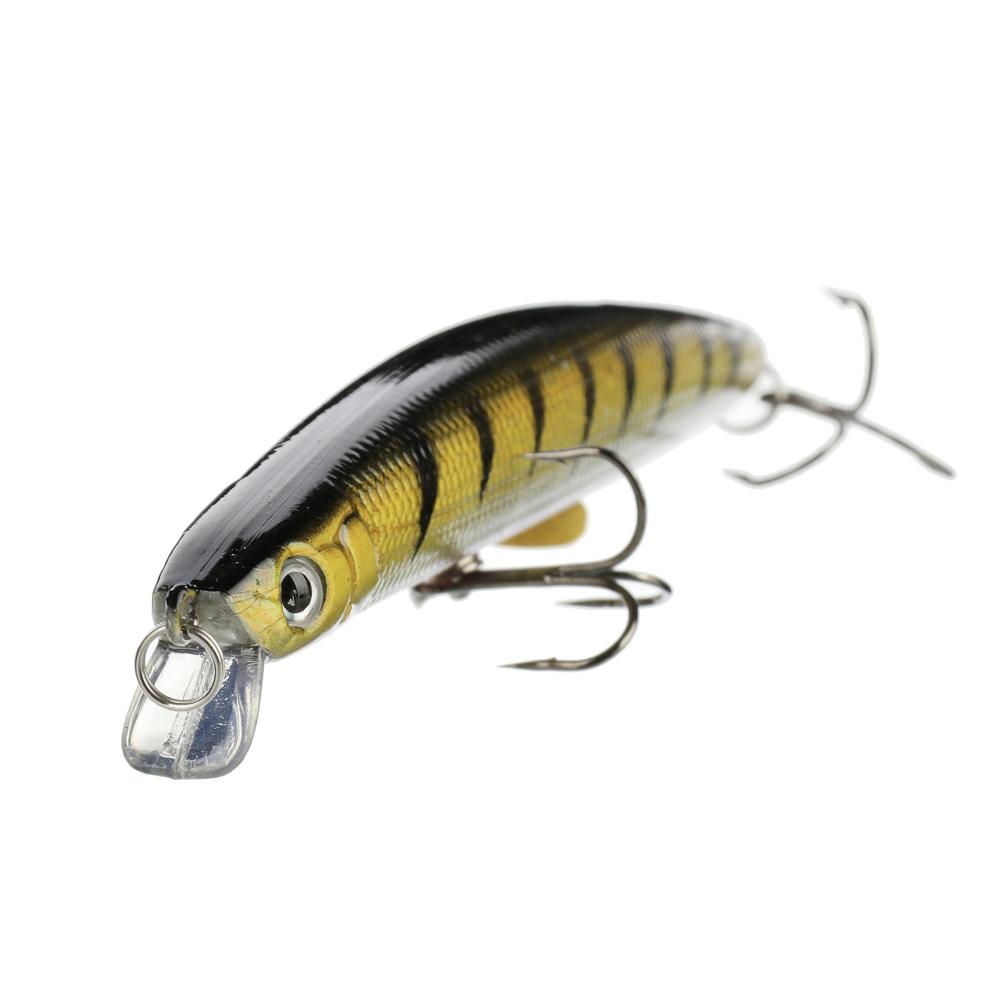 AZOR FISHING Воблер Слим Минноу Лонг, F, 8, 8 гр. 10, 7 см, глубина 0, 5-1, 0 м, 5 цветов