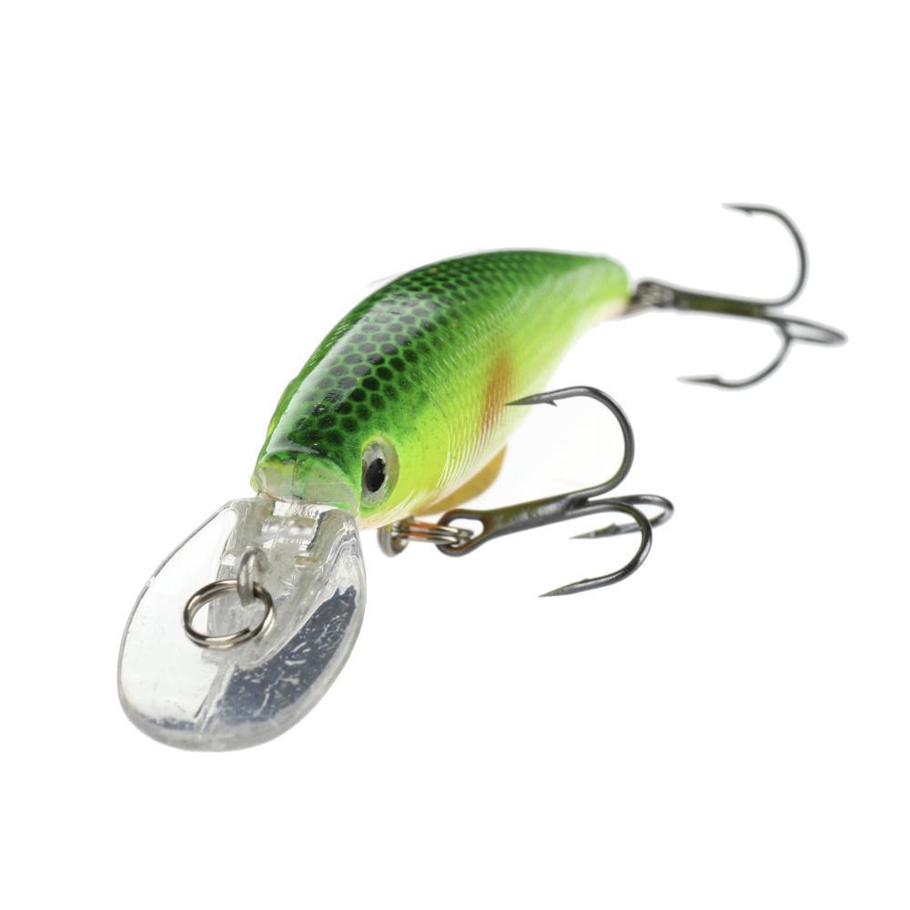 AZOR FISHING Воблер Хамп Дип Шэд, SP, 6 гр. 9, 3 см, глубина 0, 5-1, 5 м, 5 цветов
