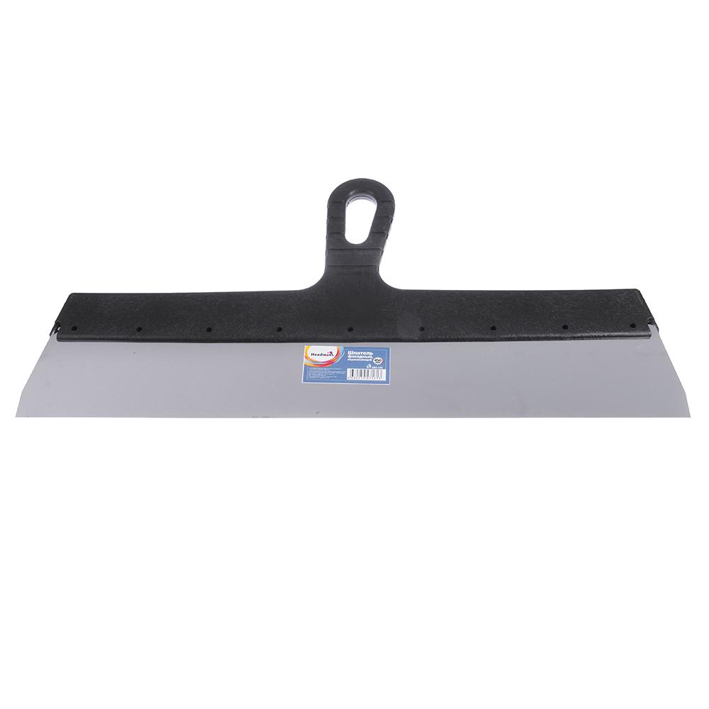 HEADMAN Шпатель металл (нерж.)., пластиковая ручка 450 мм