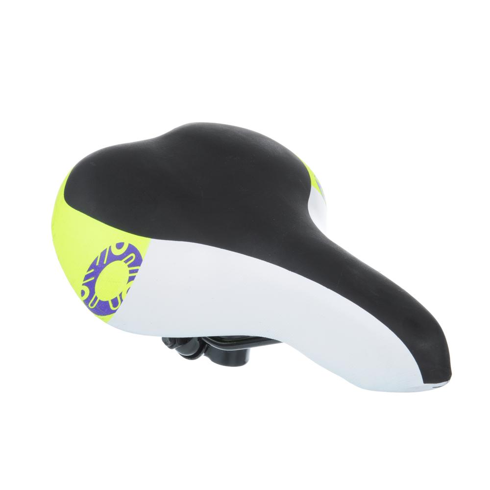Сидушка велосипедная, мягкая, 24х19 см, SILAPRO