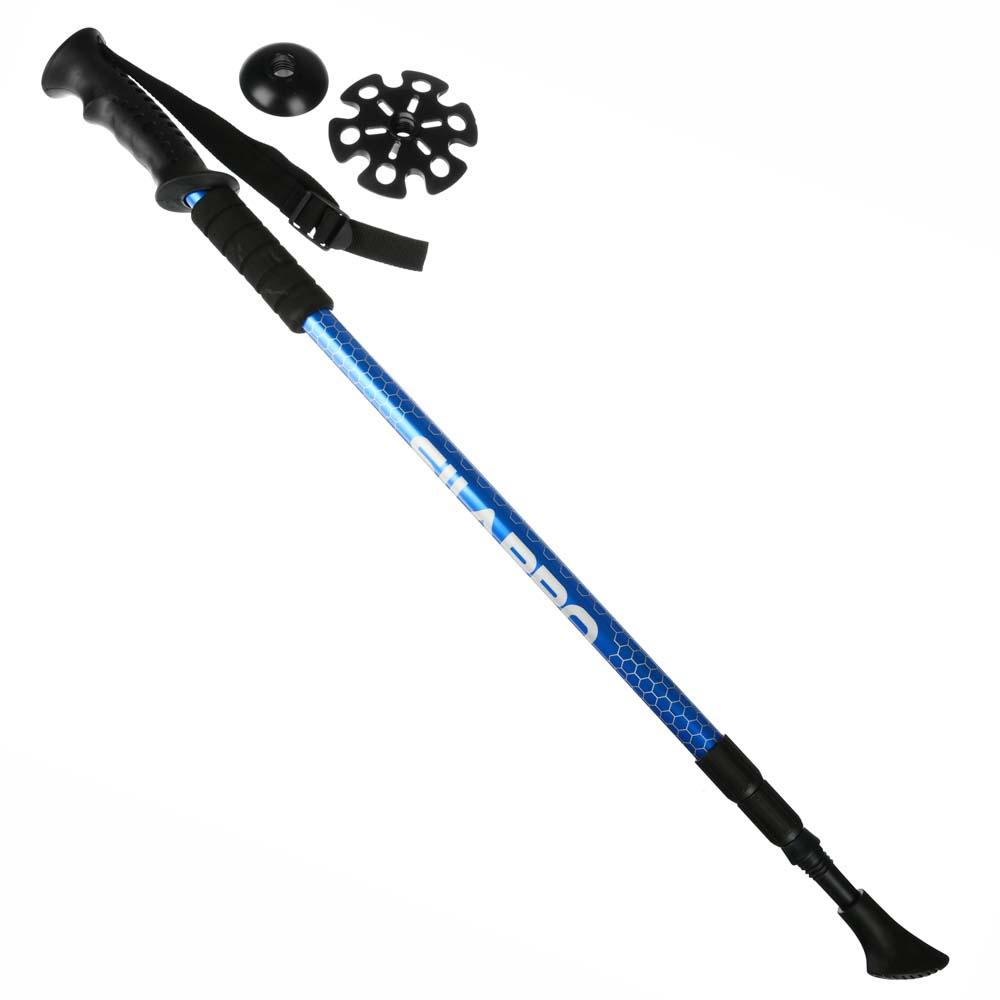 Палка для скандинавской ходьбы, 1 шт, 30 см-135 см, SILAPRO