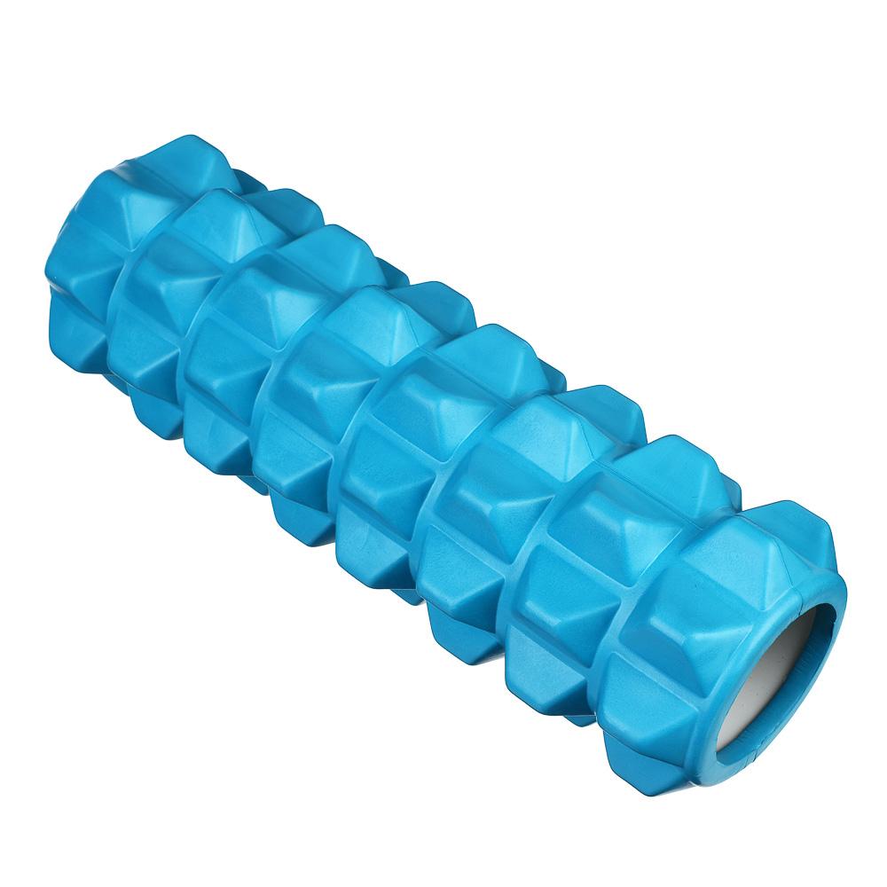 Ролик массажный, PVC, EVA,11х33 см, SILAPRO
