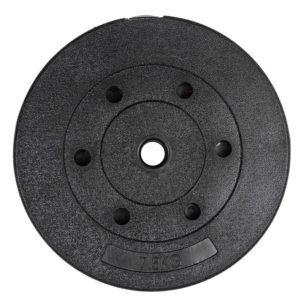 Диск пластиковый с наполнителем из глины и песка, 7,5 кг, SILAPRO